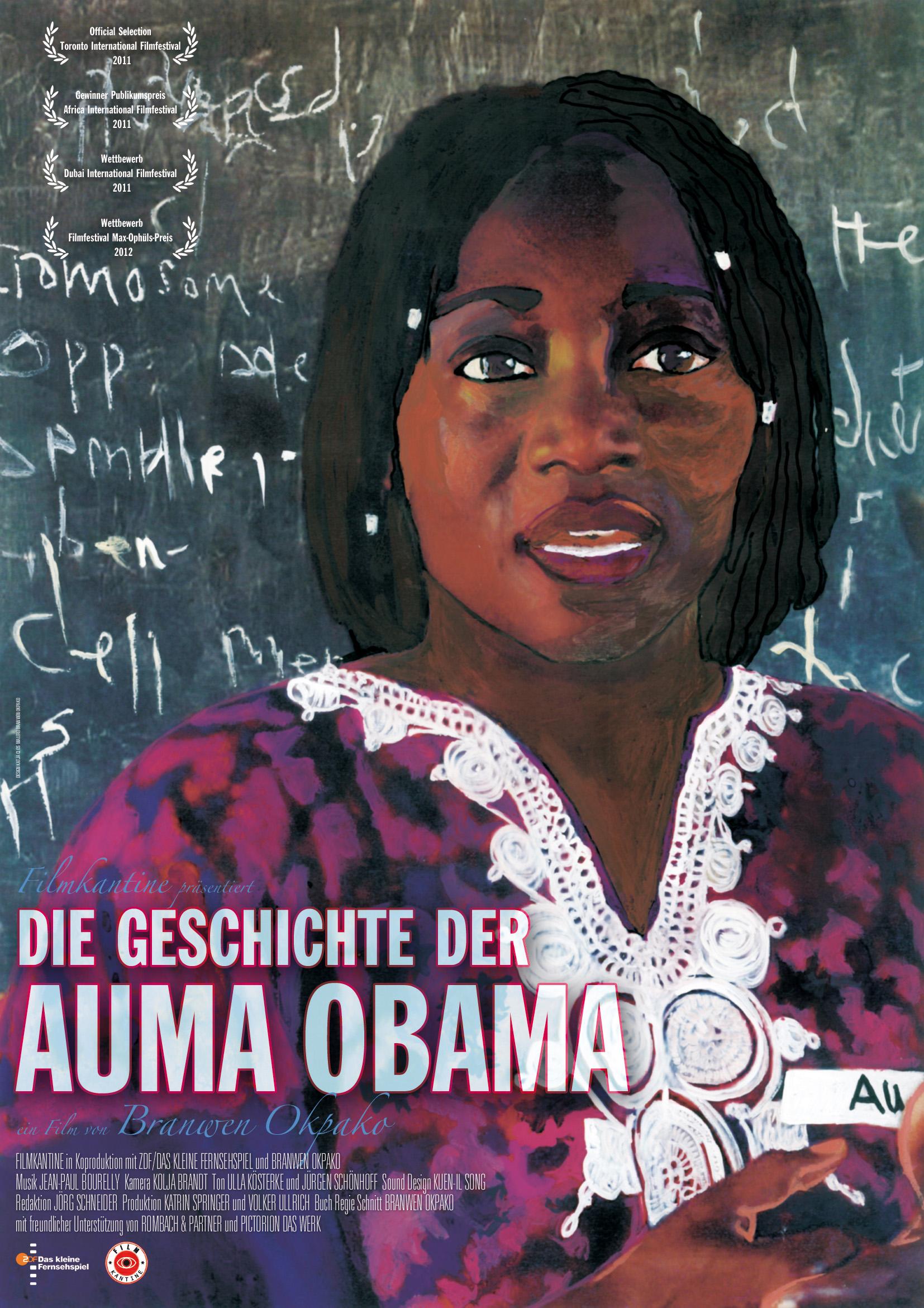 AUMA Plakat deutsch